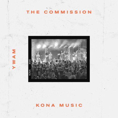 The Commission Single Cover